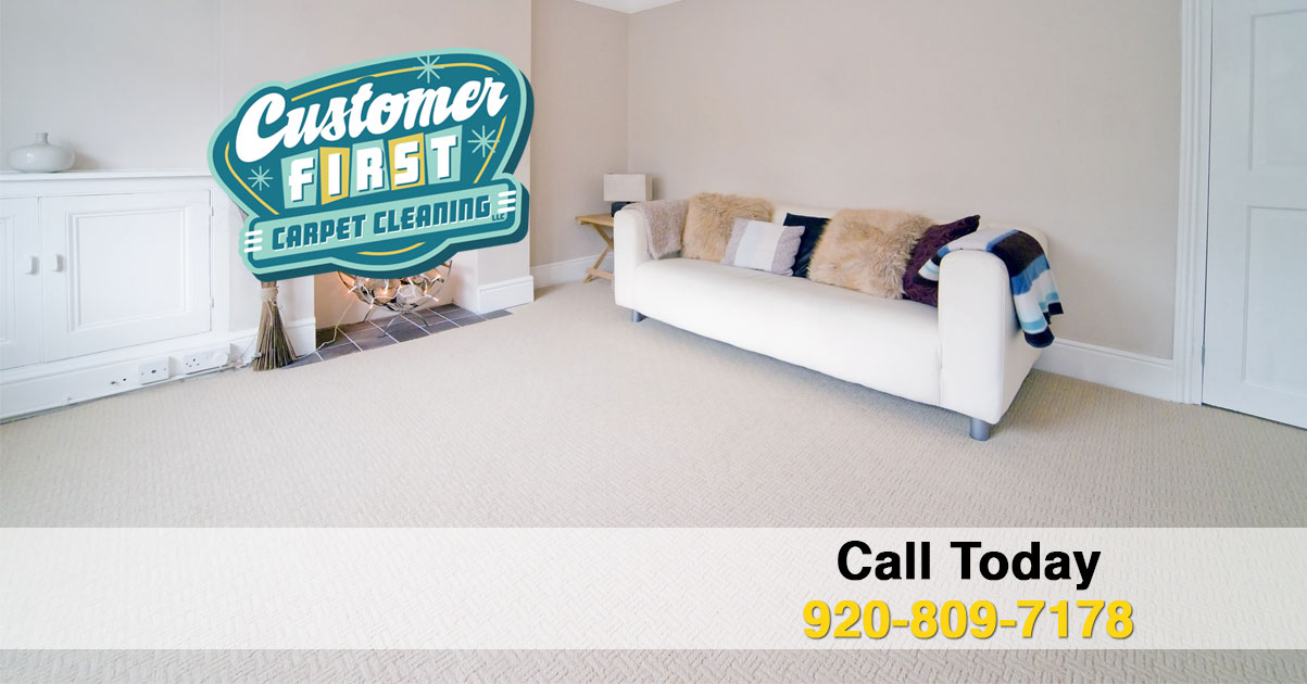 Carpet Cleaning Appleton Wi Customer First 920 809 7178